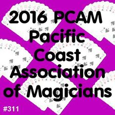 Guest reporter, Fred King, submitted an audio report from the 2016 PCAM Convention.