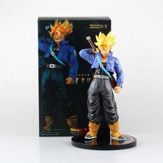 Dragon Ball Z Figuarts Zero EX Super Saiyan Trunks PVC Action Figure Collectible Model Toy 24cm DBFG250 #Affiliate