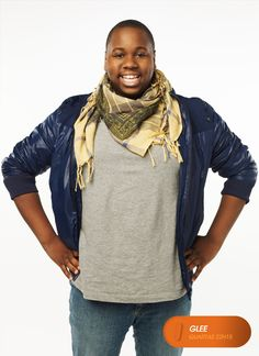 "Alex Newell as ""Wade Adams"""