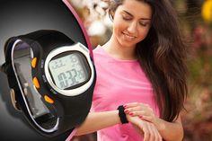 6-in-1 Sports Watch & Heart Monitor