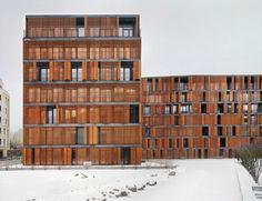 Jwilanowska Housing Complex, Warsaw, Poland | photo © jems.pl