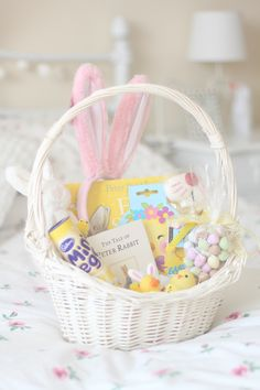 Amelia's Easter Basket