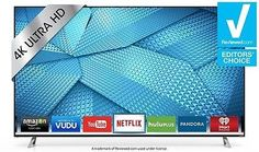 nice Vizio M49-C1 49 Ultra HD Full-Array LED Smart TV 2160p 120Hz Internet Apps WiFi - For Sale