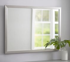 349 30 Wide X 42 Long 1 Thick Studio Wall Mirrors