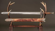 Heartsbane is the ancestral Valyrian steel sword of House Tarly. It is a two-handed greatsword. It has been in the family for five hundred years.