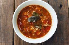 Slow Cooker Sans Tortilla Soup Recipe