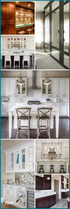 Cabinets are where fashion and style meet function, especially in kitchens and bathrooms. Whether you're building a new home or renovating your current one, cabinets are an important part of interior design. Click through to find these cabinets in Ashton Woods Atlanta homes.