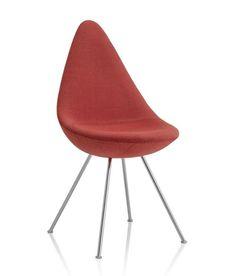 DROP ドロップチェア | Chair 椅子 | Products | ノルディックフォルム | Living Design Center OZONE