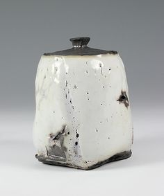 Margaret Curtis | Ceramics | Lidded Jars & Tea Caddies