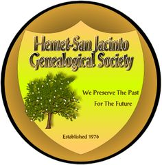 Hemet San Jacinto Genealogical Society provides genealogy research and family history to those with roots in the Valley area. Genealogy Search, Family Genealogy, San Jacinto California, Stuff To Do, Things To Do, Genealogy Websites, California History, Historian, Long Distance