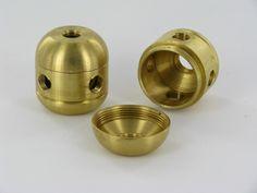 Grand Brass Lamp Parts BOLG5 cluster body (brass)