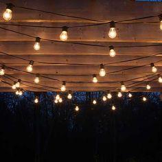 Beautiful Patio Lighting ideas With Christmas Lights, Christmas Trees & LED Christmas Lights