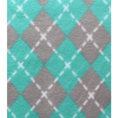 Blizzard Fleece Fabric- Blue And Gray Argyle (€3,57) ❤ liked on Polyvore featuring backgrounds, diamond and grey