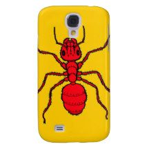 red ant galaxy s4 case