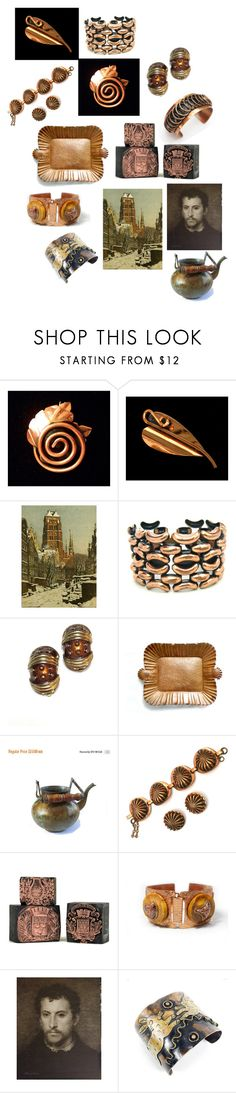"""""""Monday's Feature Picks"""" by patack ❤ liked on Polyvore featuring vintage"""