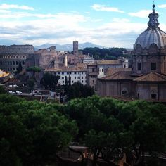 When in Rome. Photo courtesy of cfdavila on Instagram.