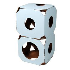 Catty Stacks Blue 2 Pack now featured on Fab.