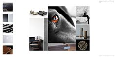 Minimal Mood Boards | Minimal Interior Design | London | Yam Studios