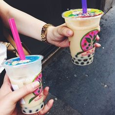 Bubble teas ♡