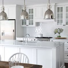 One of our classics. Simplicity wins every time. #provincialkitchens