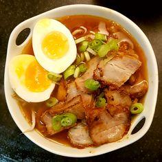Ramen with Korean Belly Pork