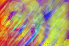 Abstract background with shapes and movement