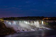 Niagara Falls State Park, New York. By John Velocci