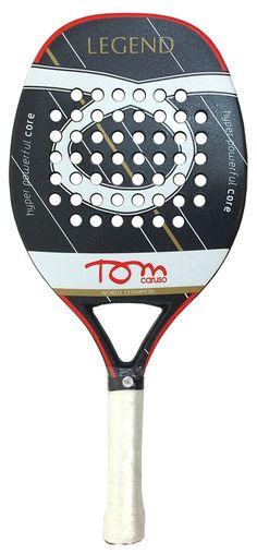 Racchetta Beach Tennis Tom Caruso LEGEND 2014