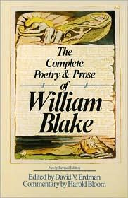 The Complete Poetry & Prose of William Blake, by William Blake $21