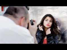 Using Shiny Surfaces & On-Camera Flash for Dramatic Portraits