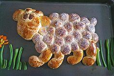 Osterlamm, ein raffiniertes Rezept aus der Kategorie Kuchen. Bewertungen: 130. Durchschnitt: Ø 4,6.