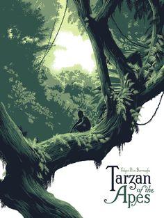 Tarzan of the Apes - Matt Taylor