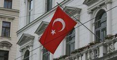 Türkei-Flagge-Fahne