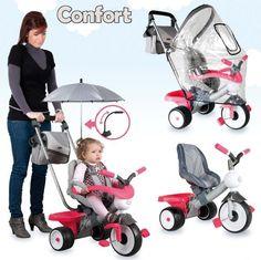COLOMA Trojkolka COMFORT s príslušenstvom Baby Strollers, Children, Baby Prams, Young Children, Boys, Kids, Prams, Strollers, Child