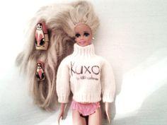 Barbie and Kuxo' www.kuxo.it