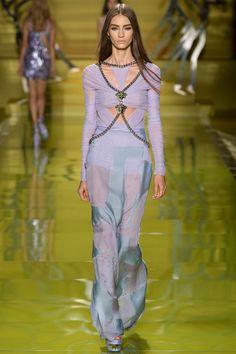Spring 2014 RTW : Versace