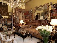 Coco Chanel's apartment...fabulous