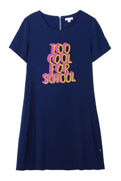 TOO COOL FOR SCHOOL DRESS