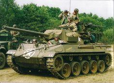 Hellcat Tank Destroyer.