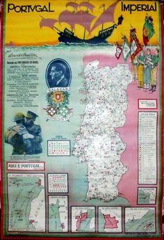 Portugal Imperial Estado Novo 1941                                                                                                                                                                                 Mais