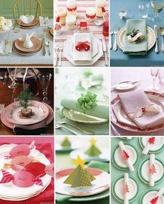 Tastefully Entertaining | Event Ideas & Inspiration: Christmas Table Details:DIY