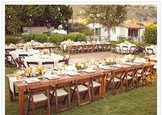 Table of Elements : wedding cincinnati decor Tables tables