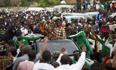 Жители Замбии помолятся о восстановлении курса национальной валюты.             Сегодня жители Замбии, 80% которой составляют христиане, устроят молебен завосстановление кур�