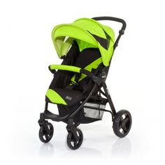 Accesorii bebelusi :: Carucioare copii :: Carucioare sport :: Carucior Avito sport 2015 Abc Design 2015 (Culoare: Lime)