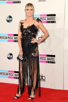 Heidi Klum - American Music Awards at Nokia Theatre L.A (November 24, 2013) in Los Angeles, California