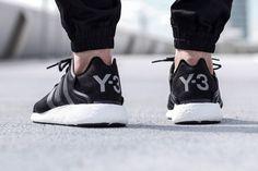 397caeacb917b adidas Y-3 Yohji Run (Black Reflective) - Sneaker Freaker