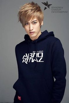 Block B ahn Jaehyo wow he looks dang good as a blonde hair blue Korean Men Hairstyle, My Hairstyle, Korean Hairstyles, Swag Style, Swag Hairstyles, Blonde Hairstyles, Anime Hairstyles, Two Block Cut, Jaehyo Block B