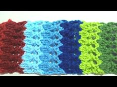 Learn how to crochet flower stitch in this video. You can crochet flowers while crocheting without breaking the yarn. Ch3 count as dc in this pattern. Abbre...