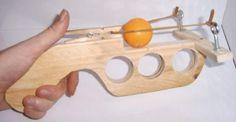 Ping-pong ball shooter