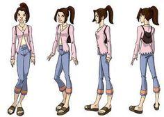 Kitty Pryde aka Shadowcat- x-men-evolution
